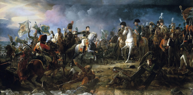 François Gérard, Bataille d'Austerlitz