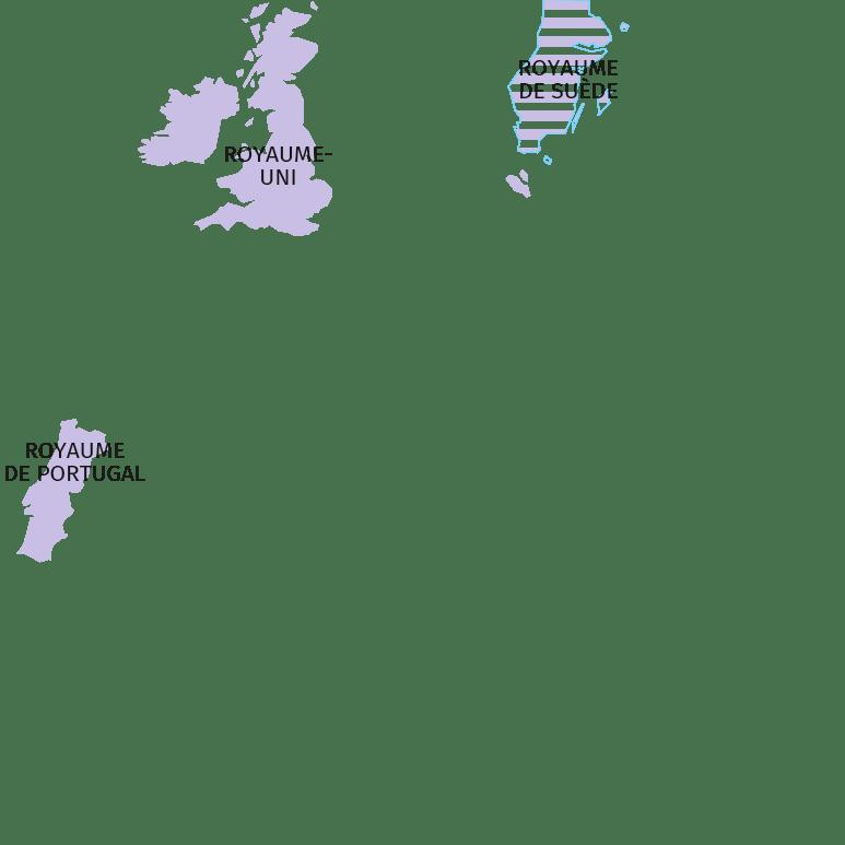 Royaume-Uni et ses alliés