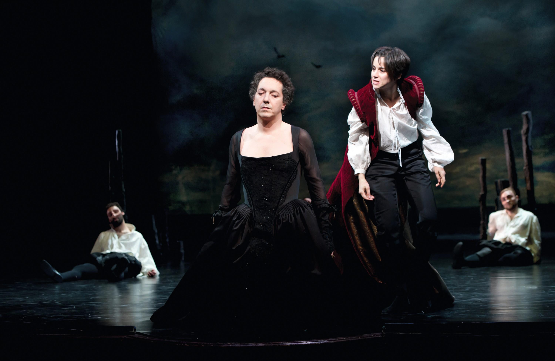 Lucrèce Borgia, mise en scène de Denis Podalydès