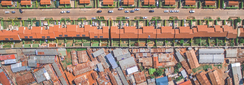 quartier de Loresho (à Nairobi), au Kenya