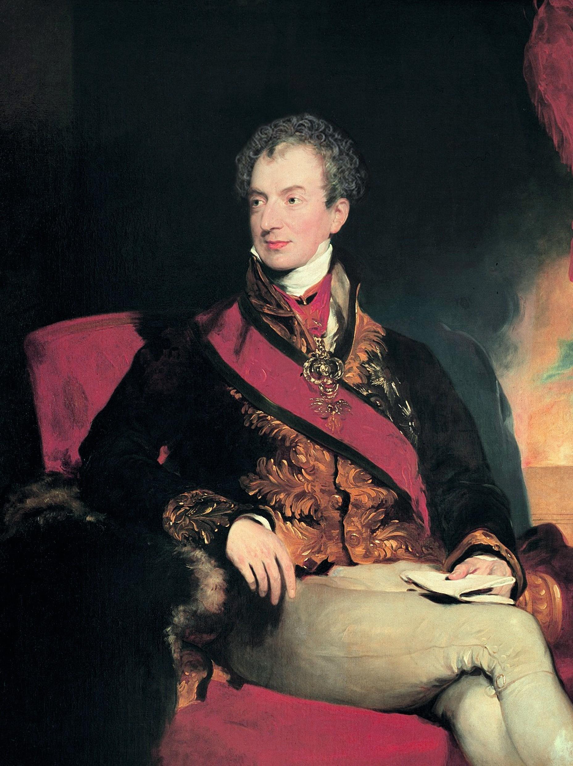 Klemens von Metternich (1773-1859)