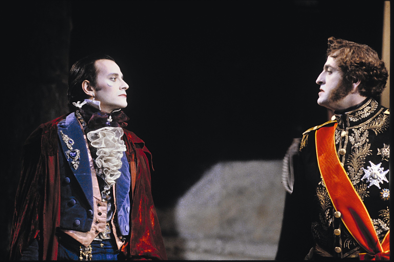 Lorenzaccio, mise en scène de Francis Huster