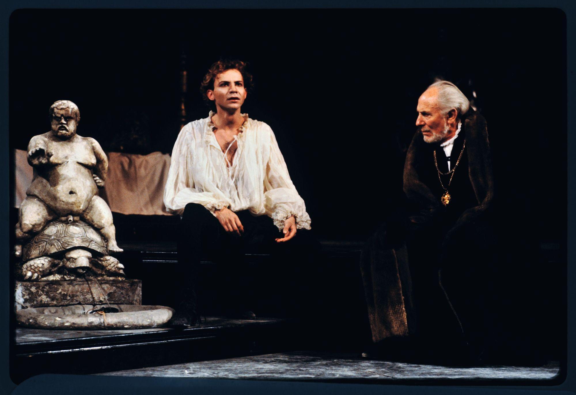 Lorenzaccio, mise en scène de Pierre Vielhescaze, 1984