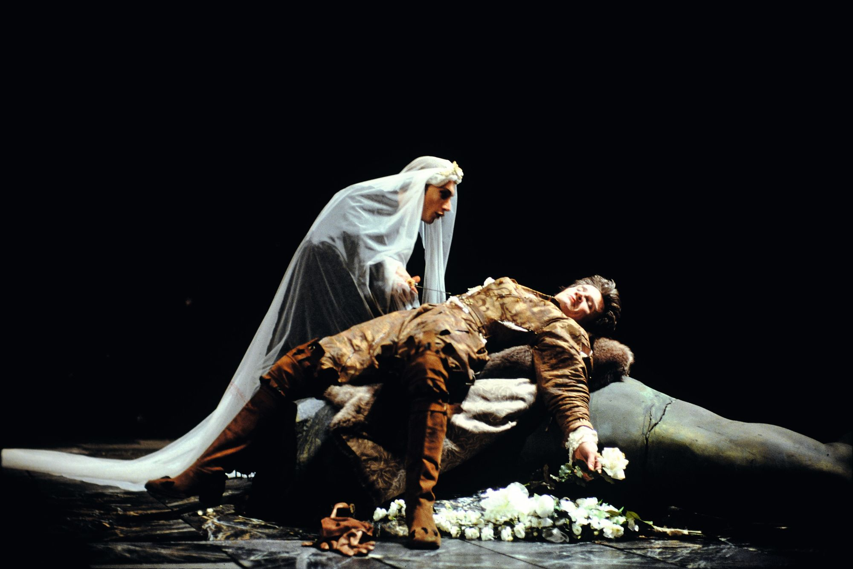Lorenzaccio, mise en scène de Georges Lavaudant, 1989