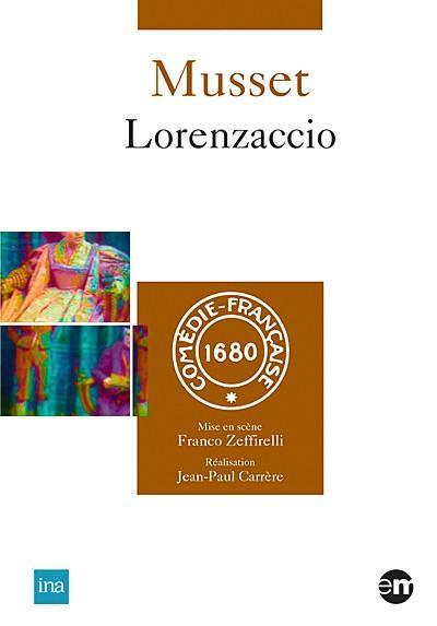 Alfred de Musset, Lorenzaccio, DVD