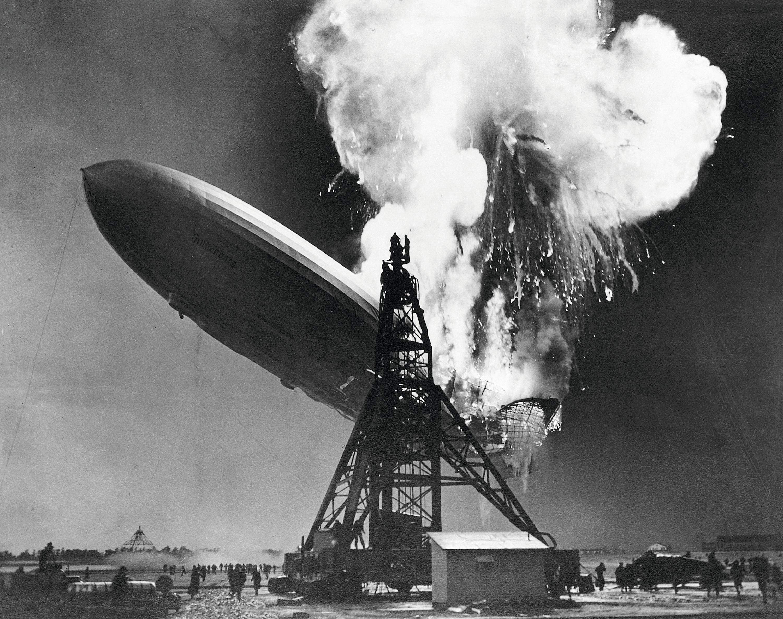 Le Zeppelin LZ 129 Hindenburg
