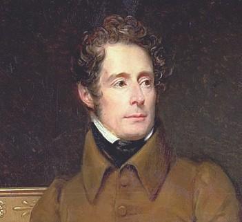 Alphonse de Lamartine (1790-1869)