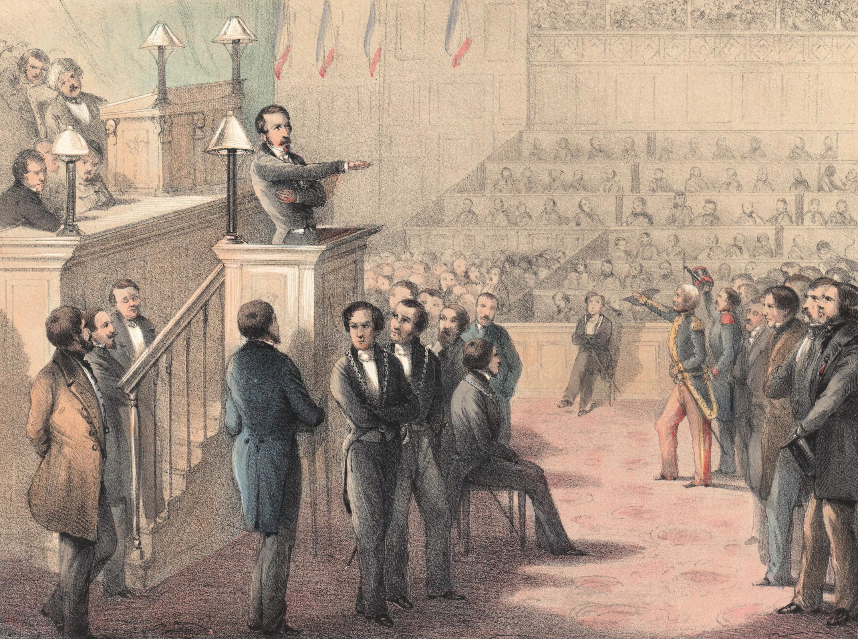 élection, grand discours Louis-Napoléon Bonaparte