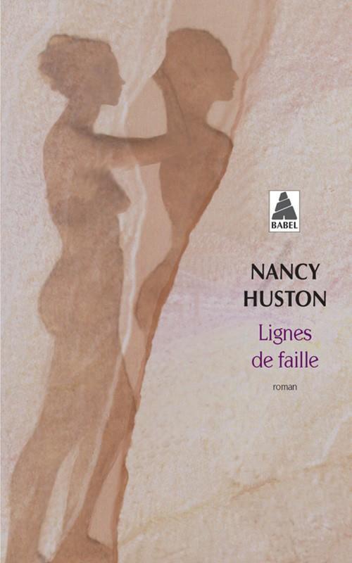 Couverture éditions Actes Sud Lignes de Faille