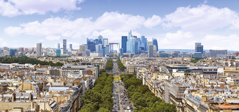 Paris, ville globale, ville primatiale