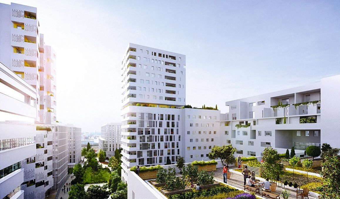Smartseille, un écoquartier en plein coeur de la métropole