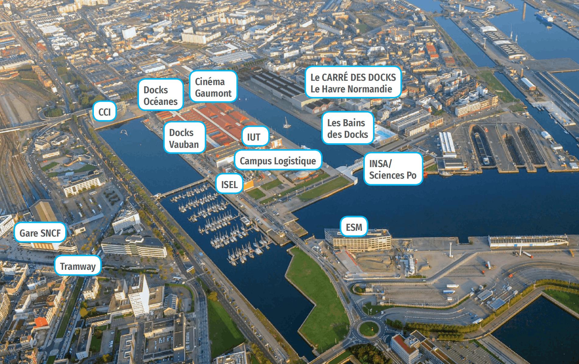 Le Havre, une ville qui se réinvente