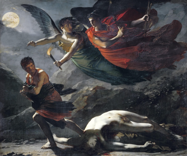Pierre-Paul Prud'hon, La Justice et la Vengeance divine poursuivant le crime