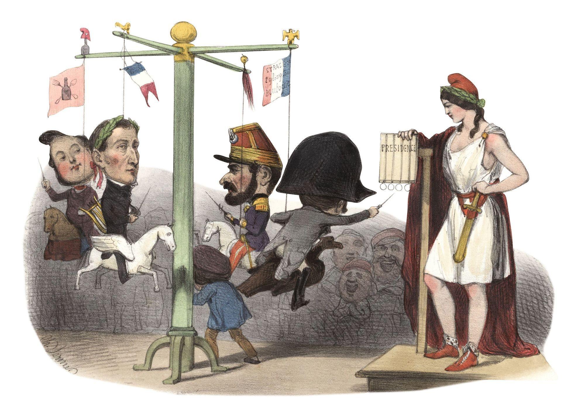 élections, Napoléon