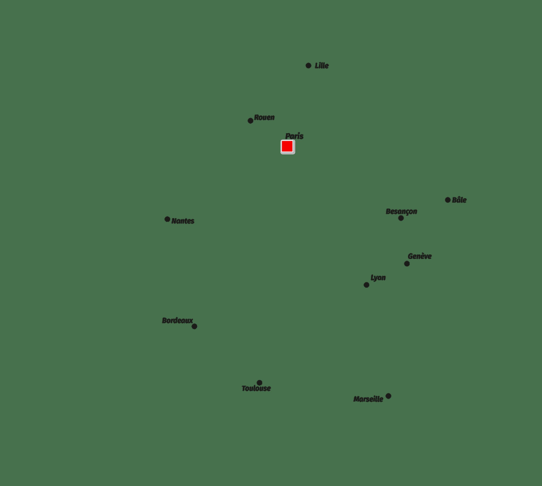 Une France rurale qui s'urbanise lentement (texte)