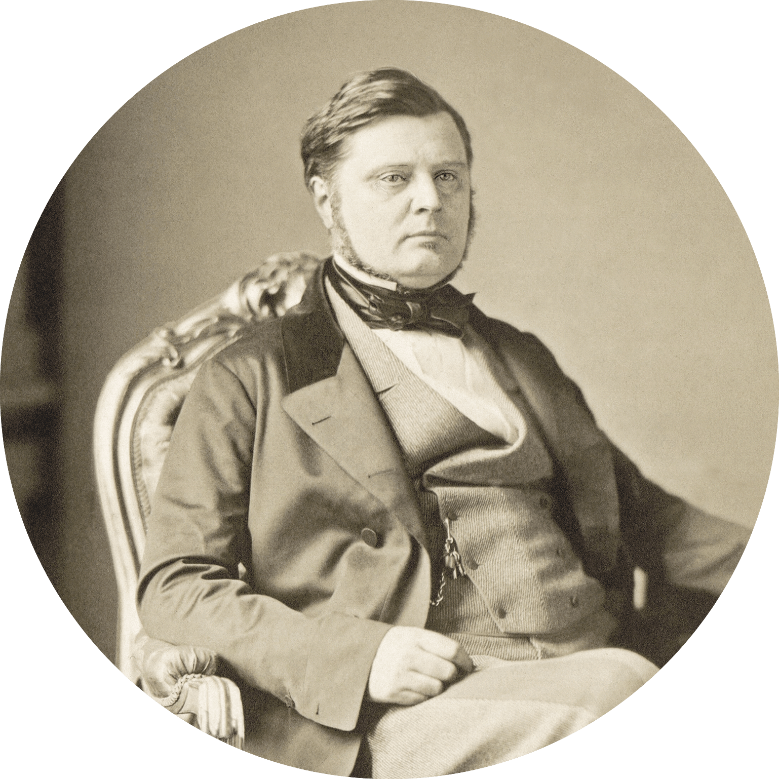 Le comte Walewski (1810-1868)