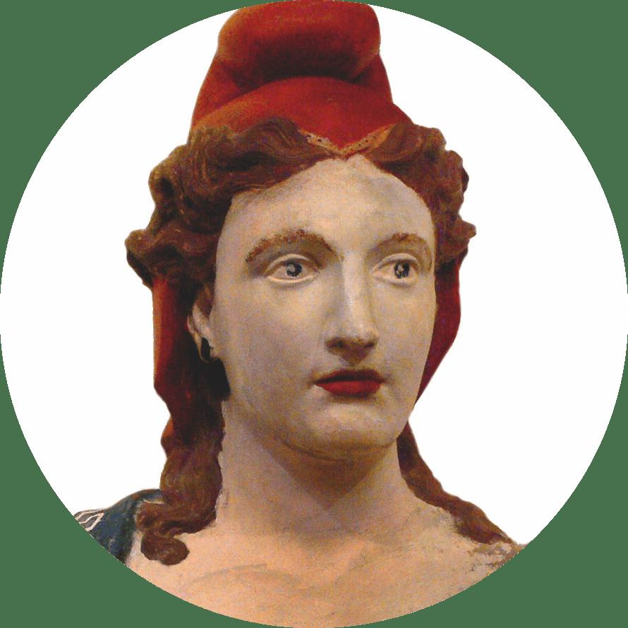 sculture Marianne