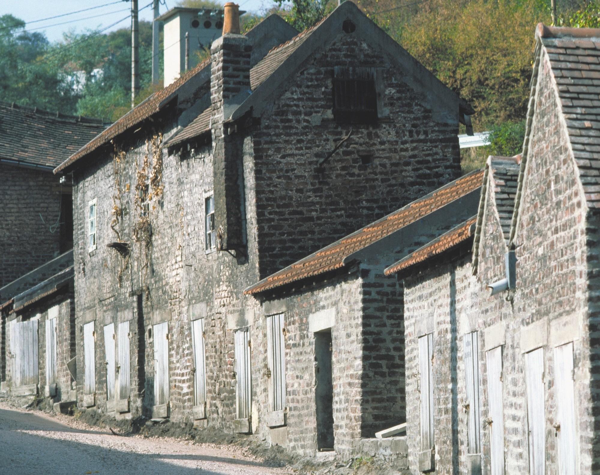 maison ouvrière Creusot