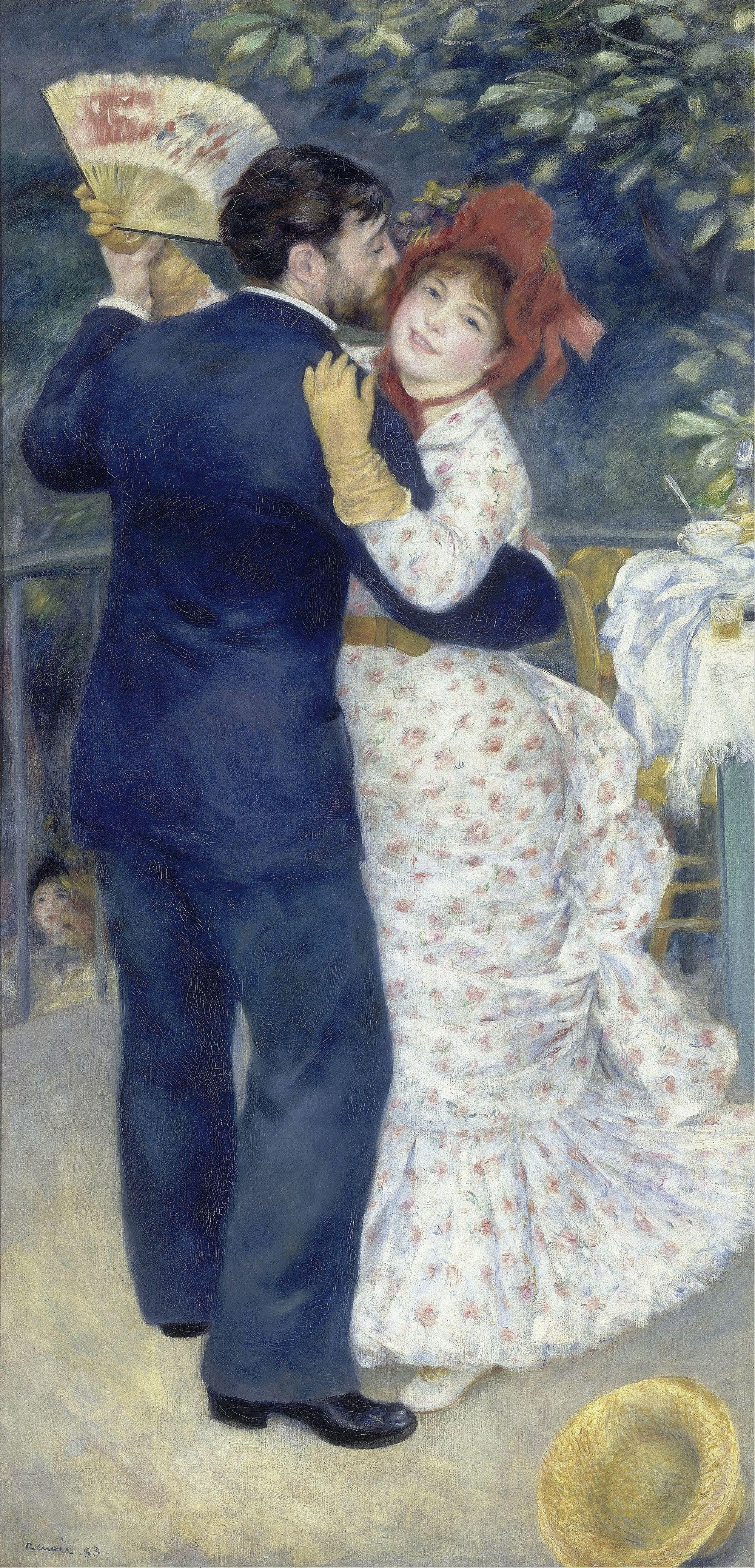 Auguste Renoir, Danse à la campagne