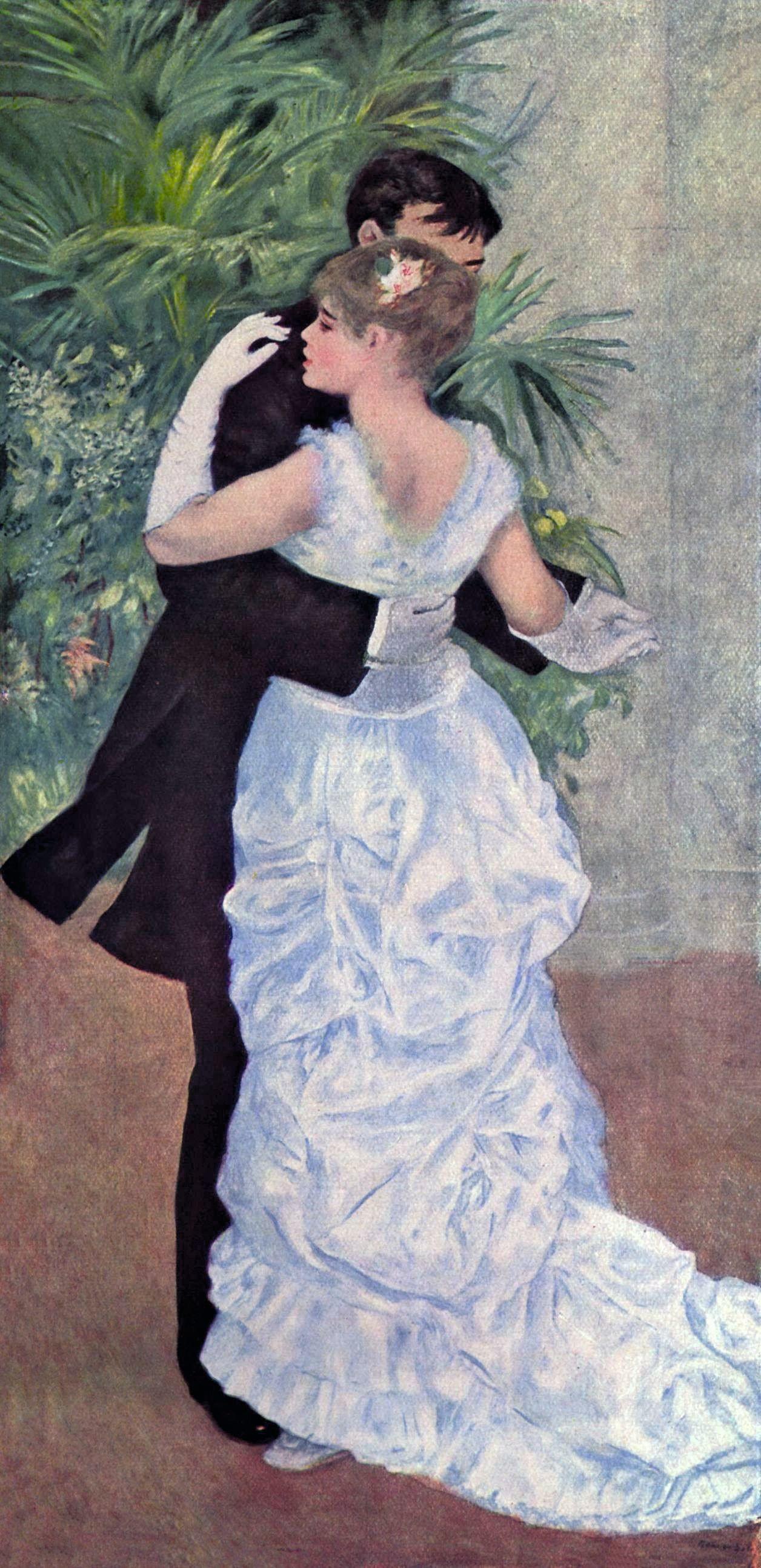 Auguste Renoir, Danse à la ville