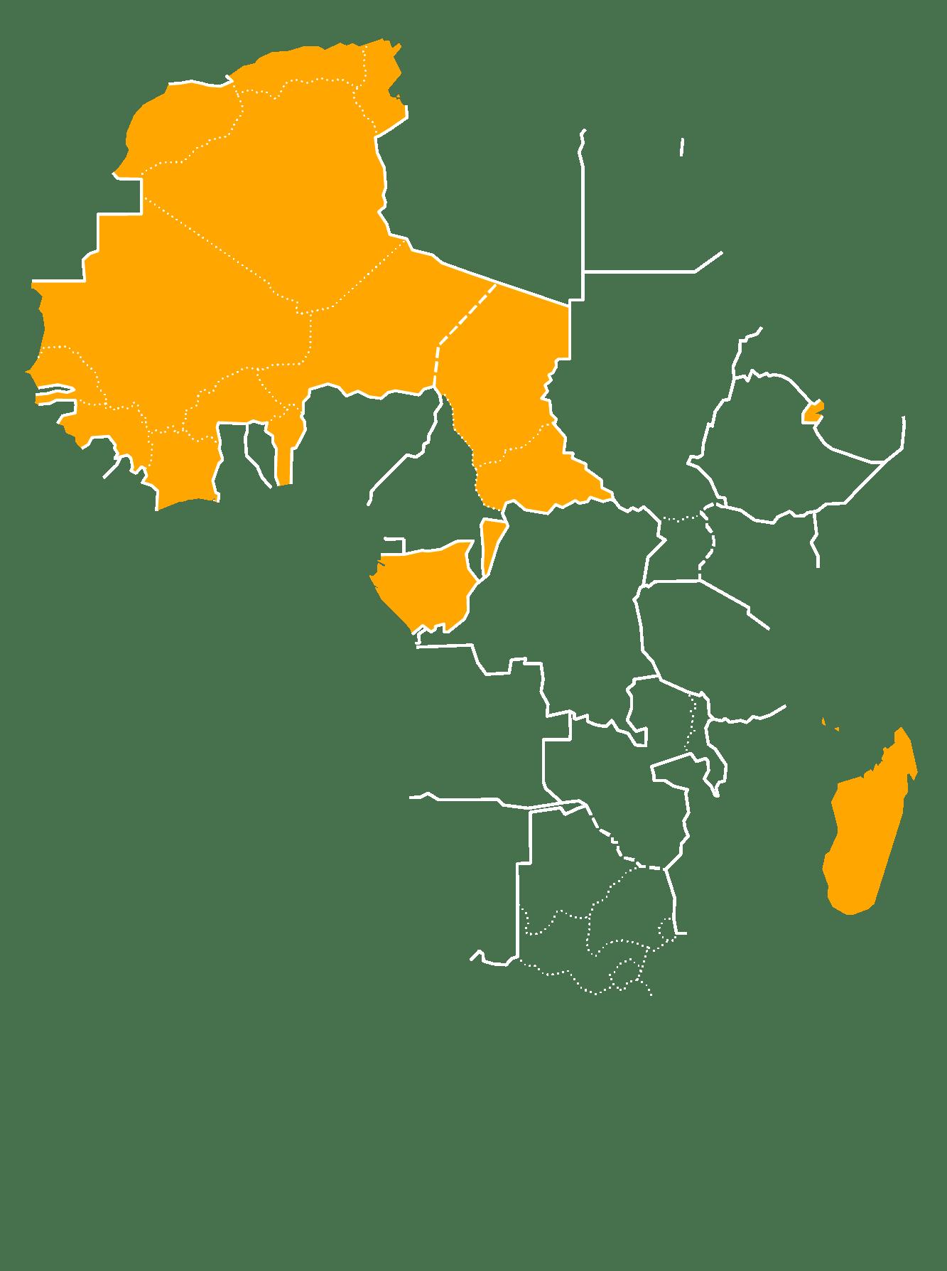 Colonies et protectorats Français