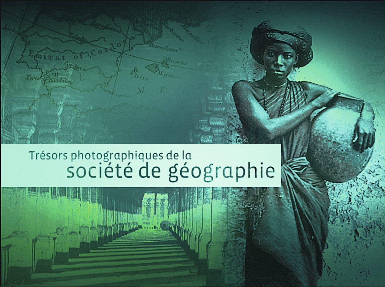 exposition Les sociétés de géographie