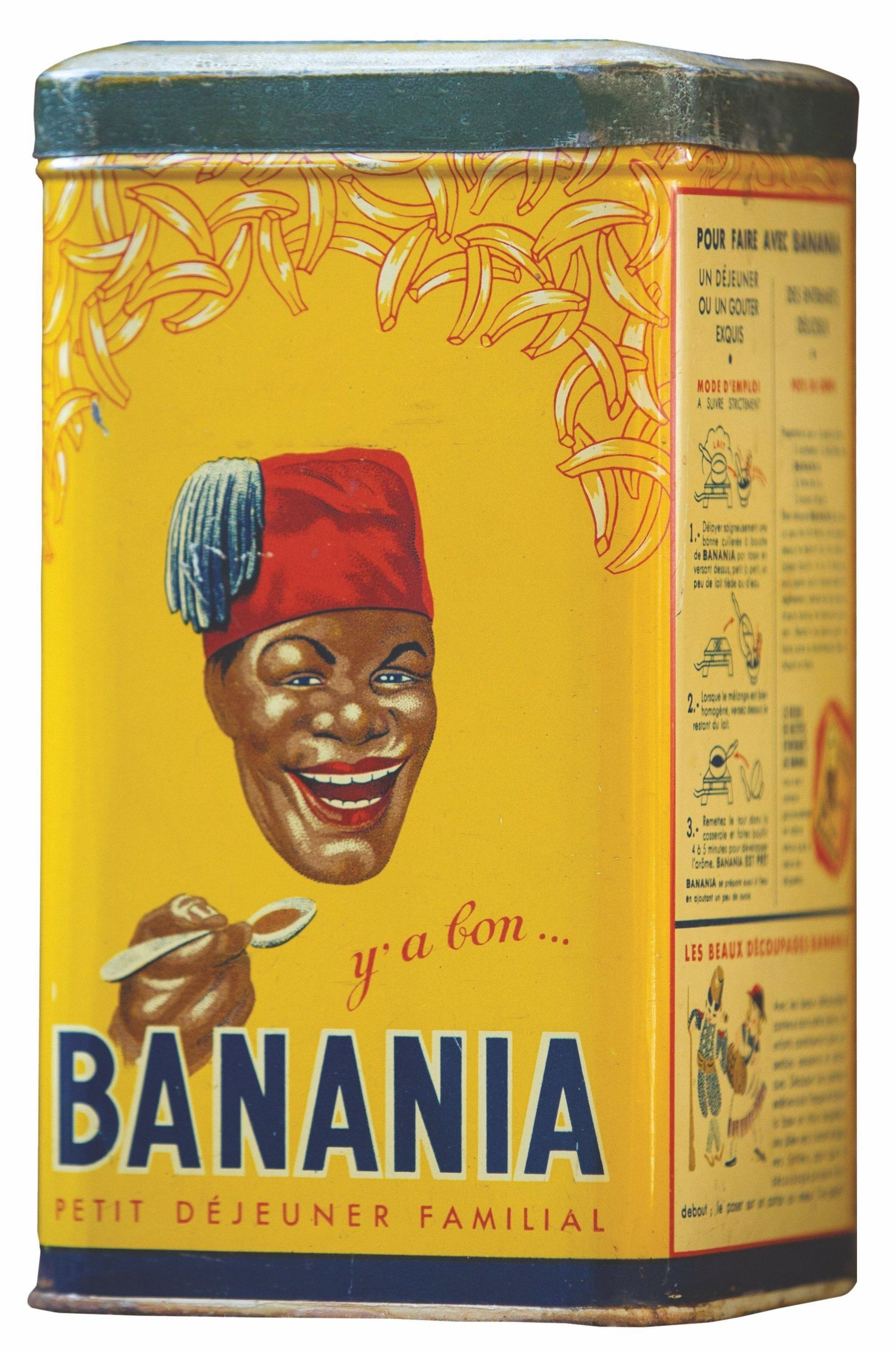 La boisson chocolatée Banania