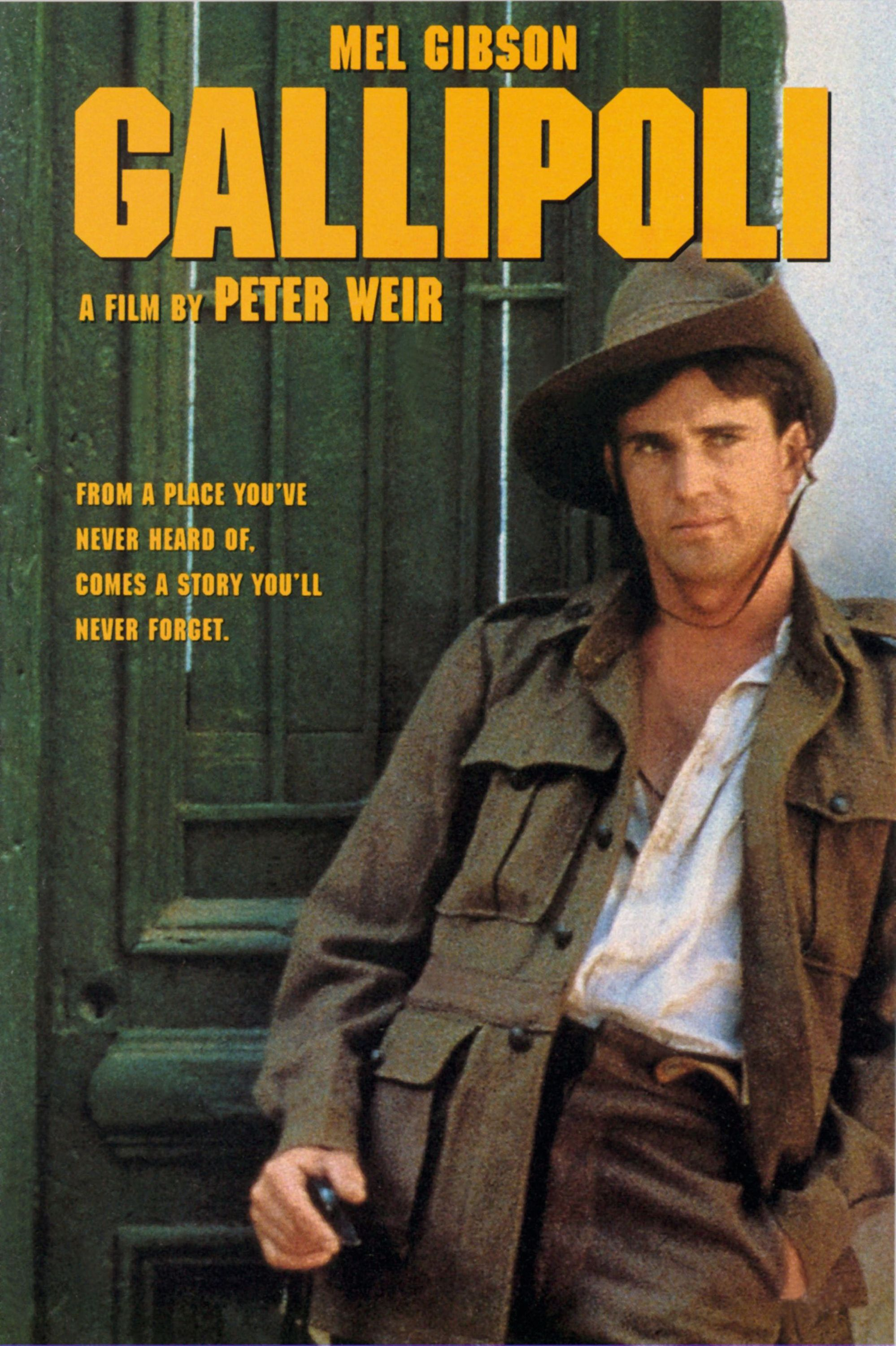 Peter Weir, Gallipoli, 1981
