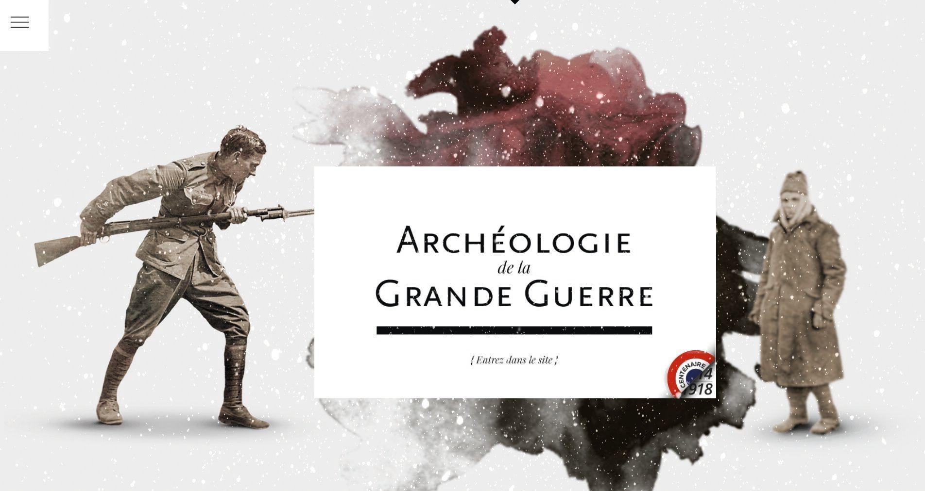 Archéologie virtuelle de la « Grande Guerre »