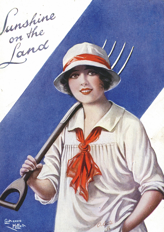 Affiche anglaise, entre 1914 et 1918