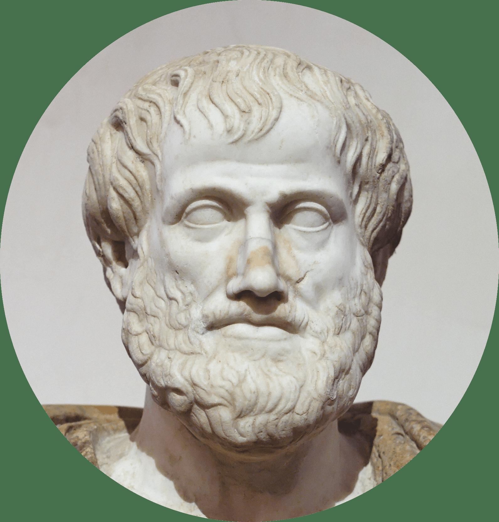 Aristote (-384 à -322), De la génération et de la corruption.