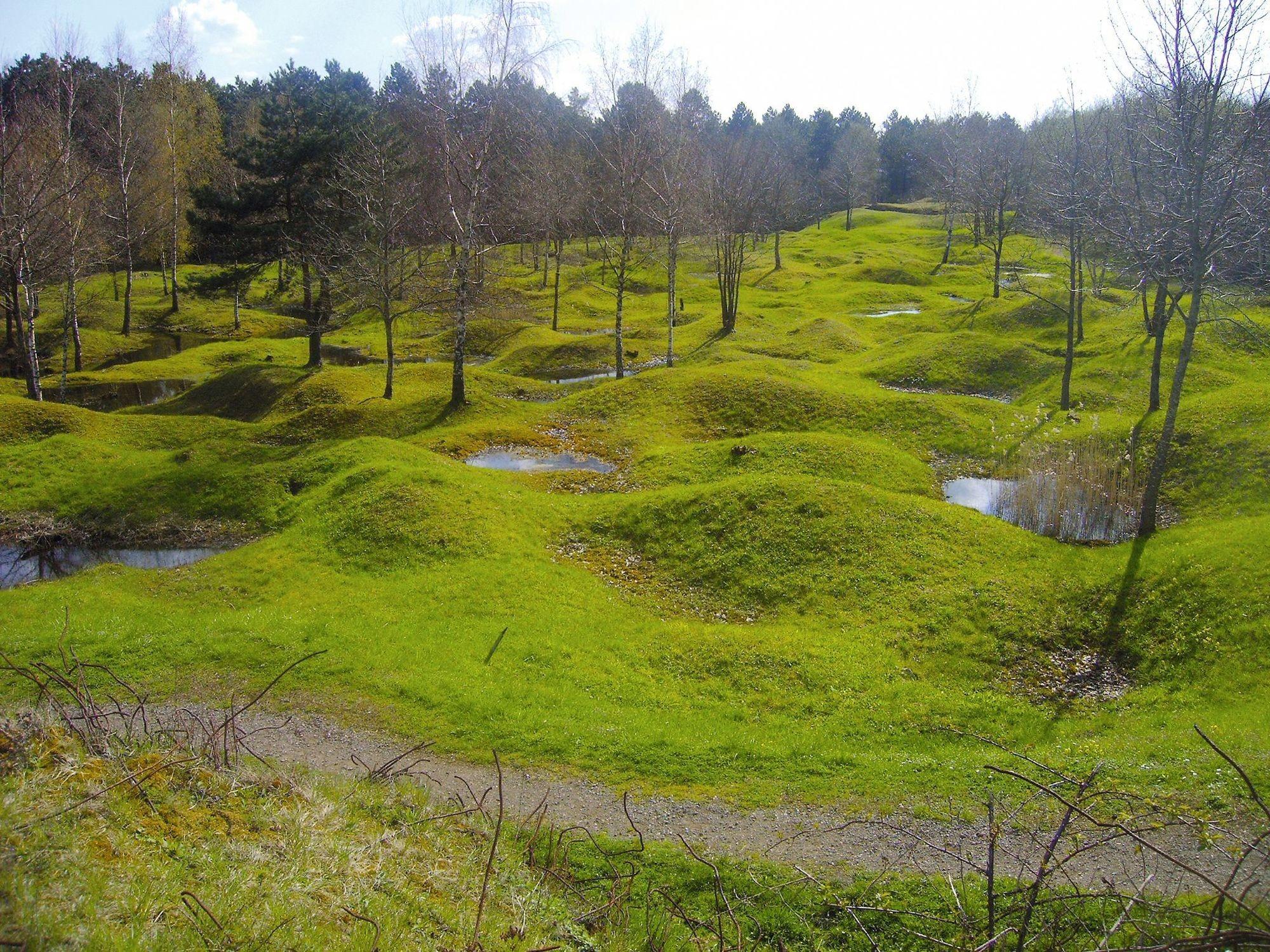 Verdun, la place à gaz