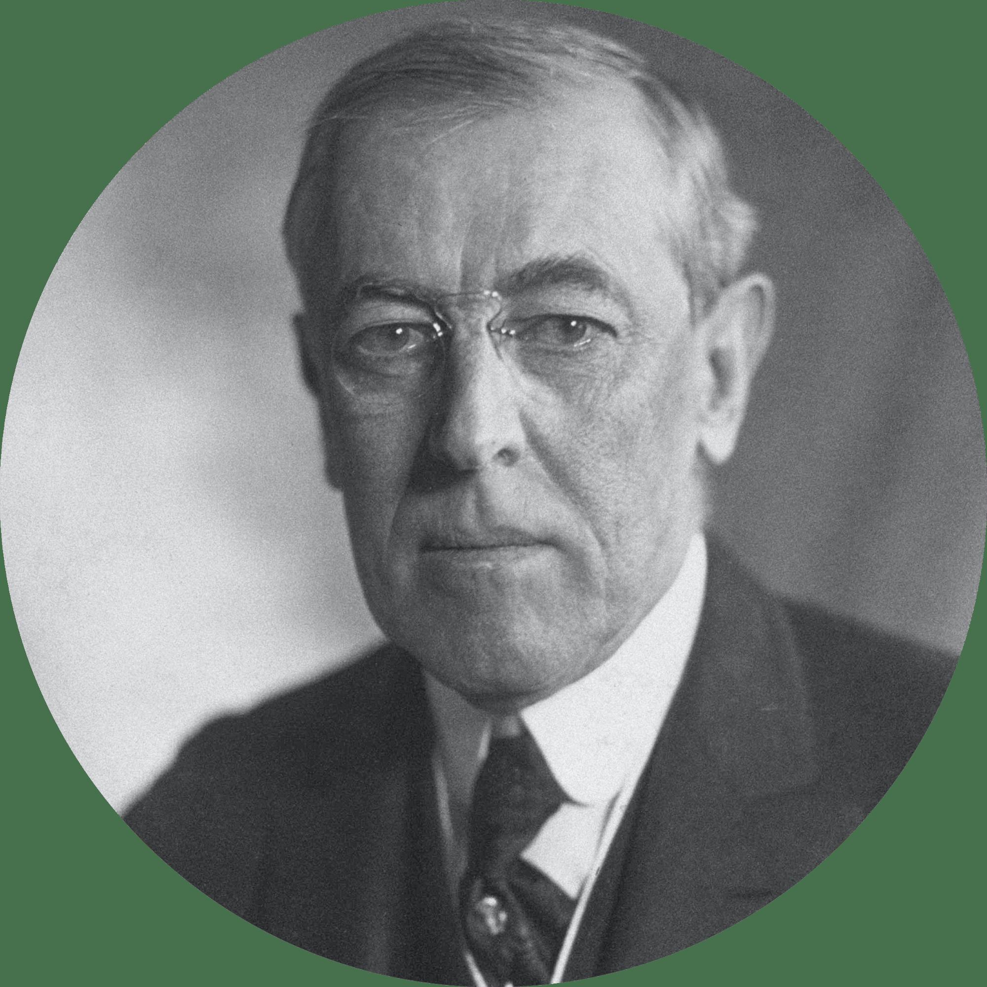 président Wilson