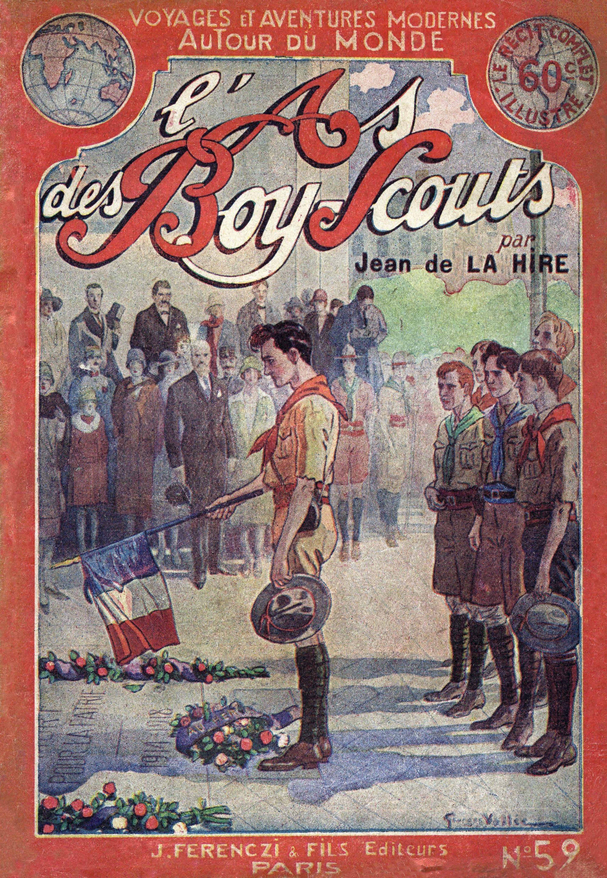 Fascicule illustré, 1926