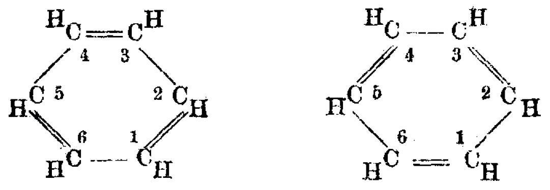 La structure cyclique du benzène