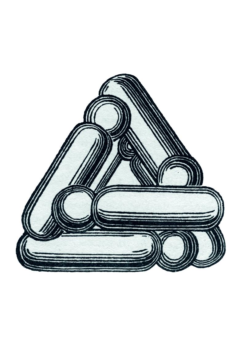 Structure spatiale du benzène