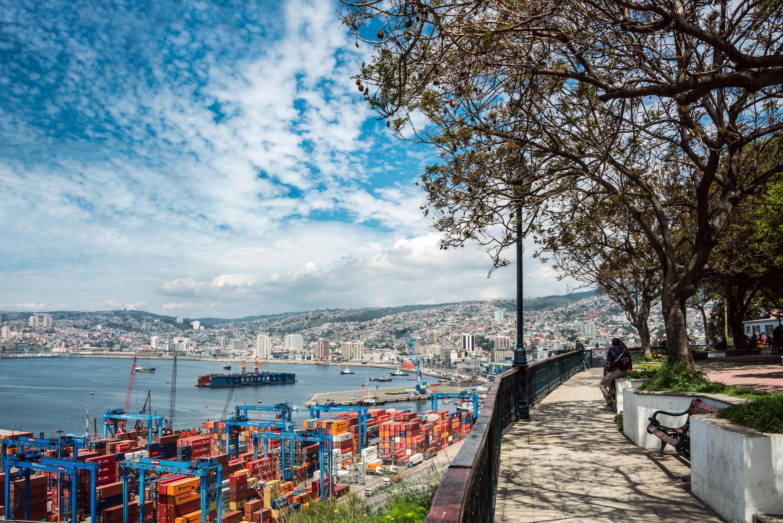 Vals popular, Valparaíso