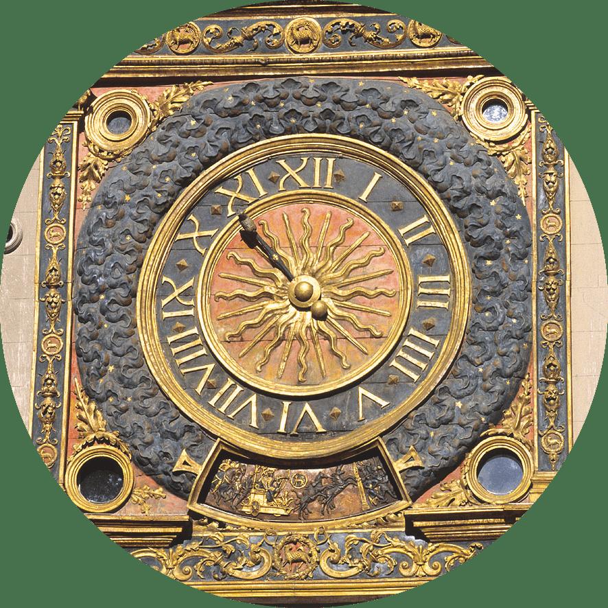 horloge cathédrale de Rouen