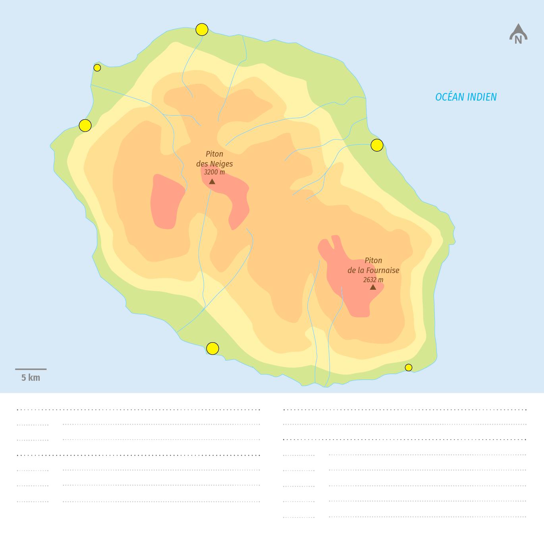 Vers une gestion durable des transports à La Réunion