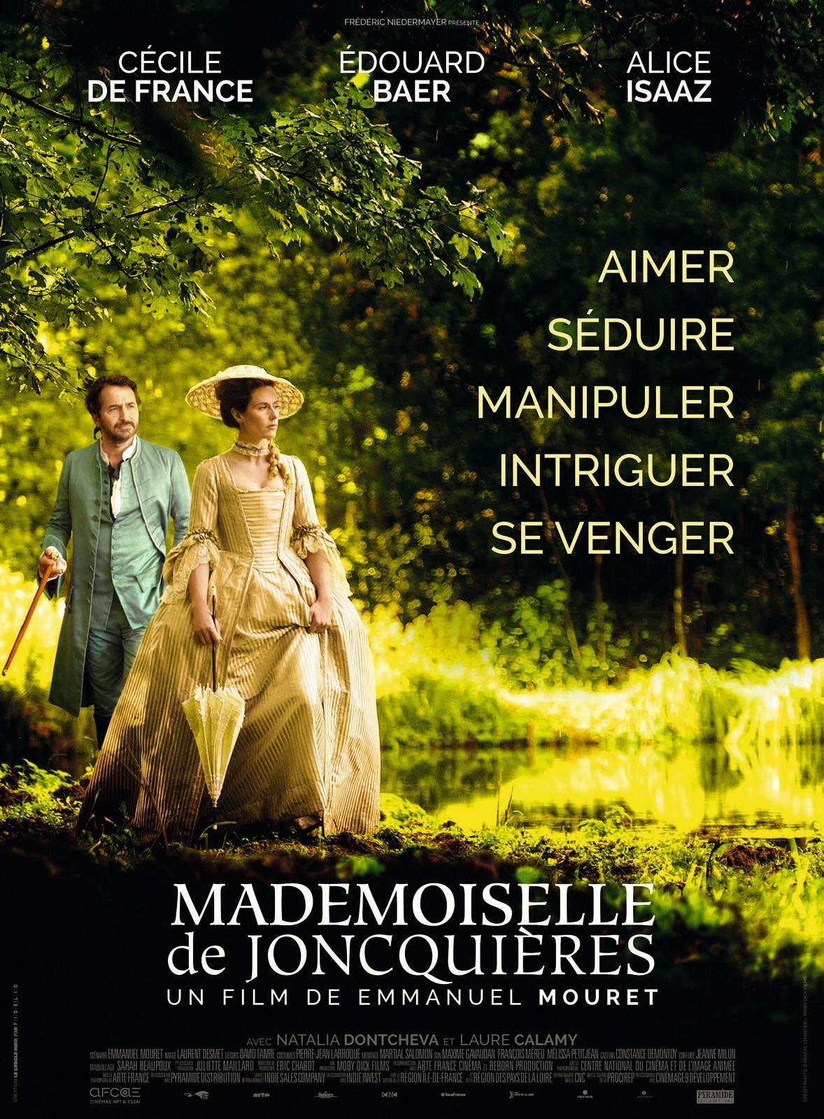 Emmanuel Mouret Mademoiselle de Joncquières