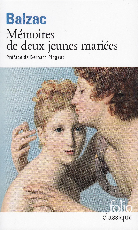 Honoré de Balzac Mémoire de deux jeunes mariées