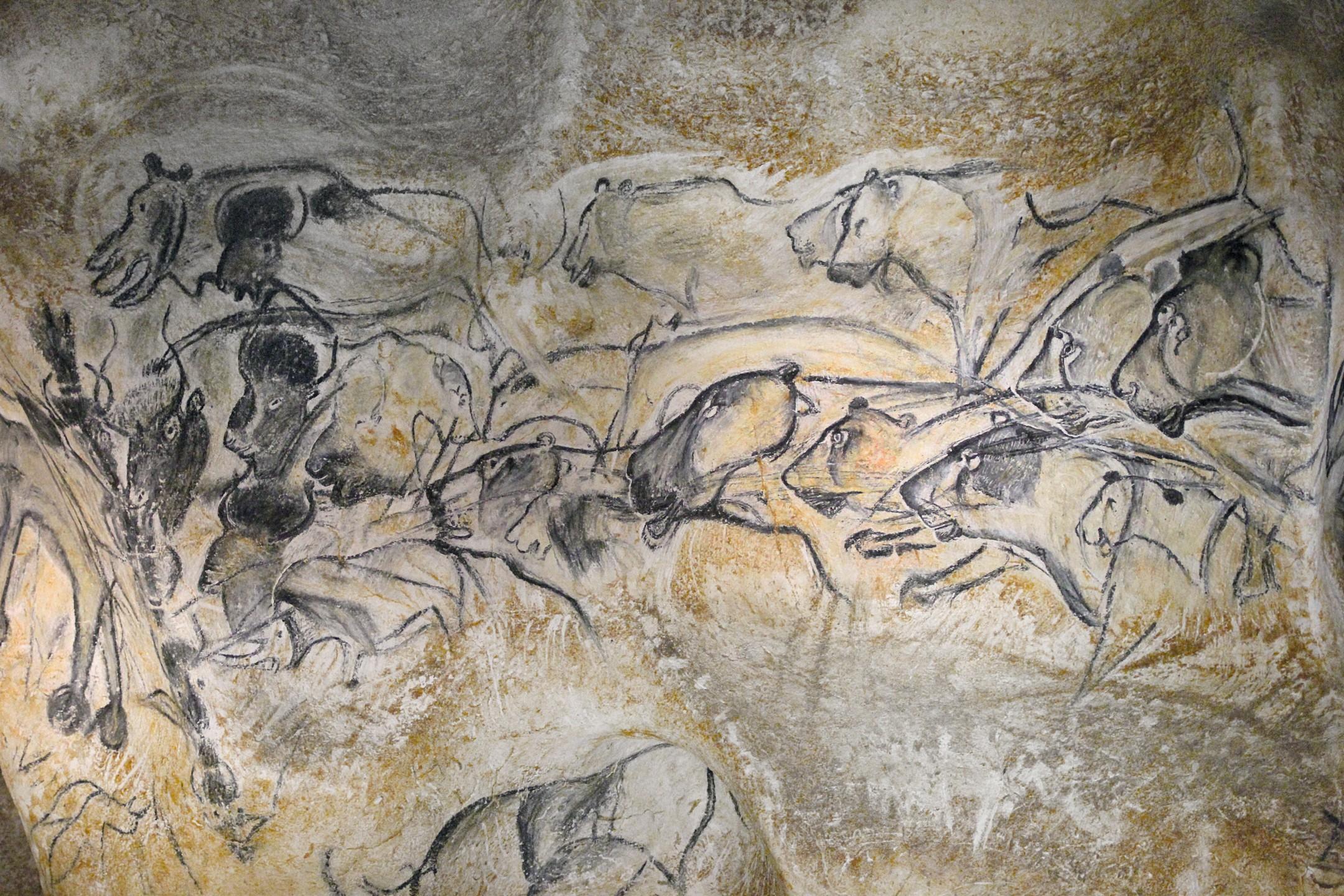 Grotte Chauvet-Pont d'Arc