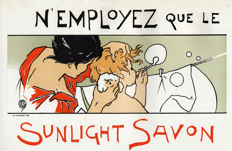 Affiche Savon