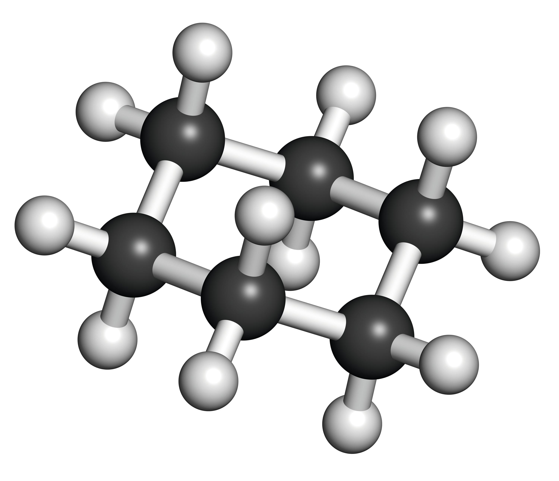Cyclohexane.