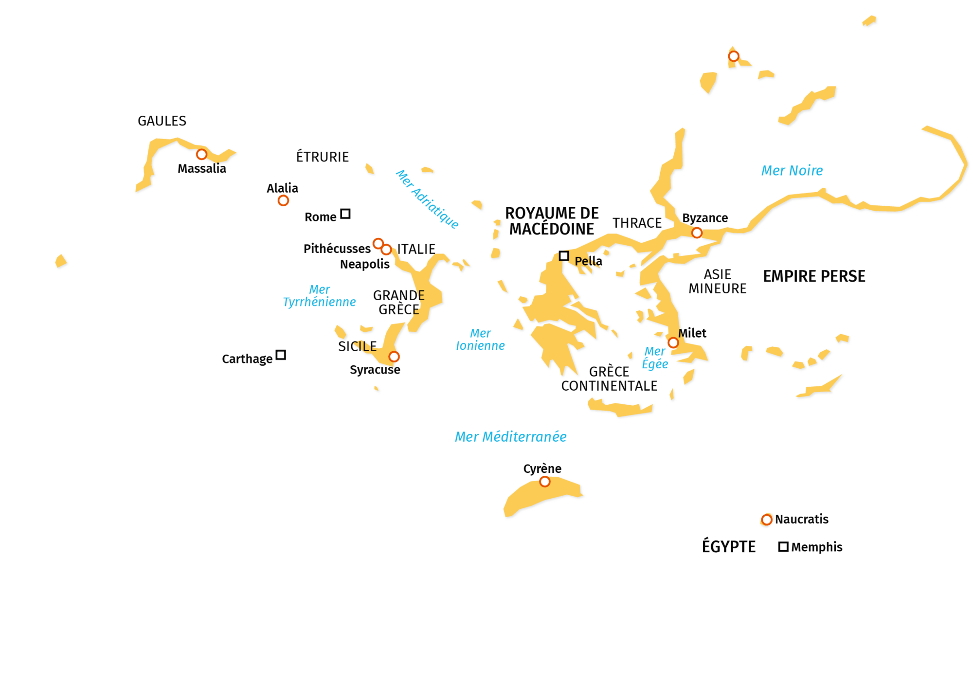 I. Une Méditerranée grecque