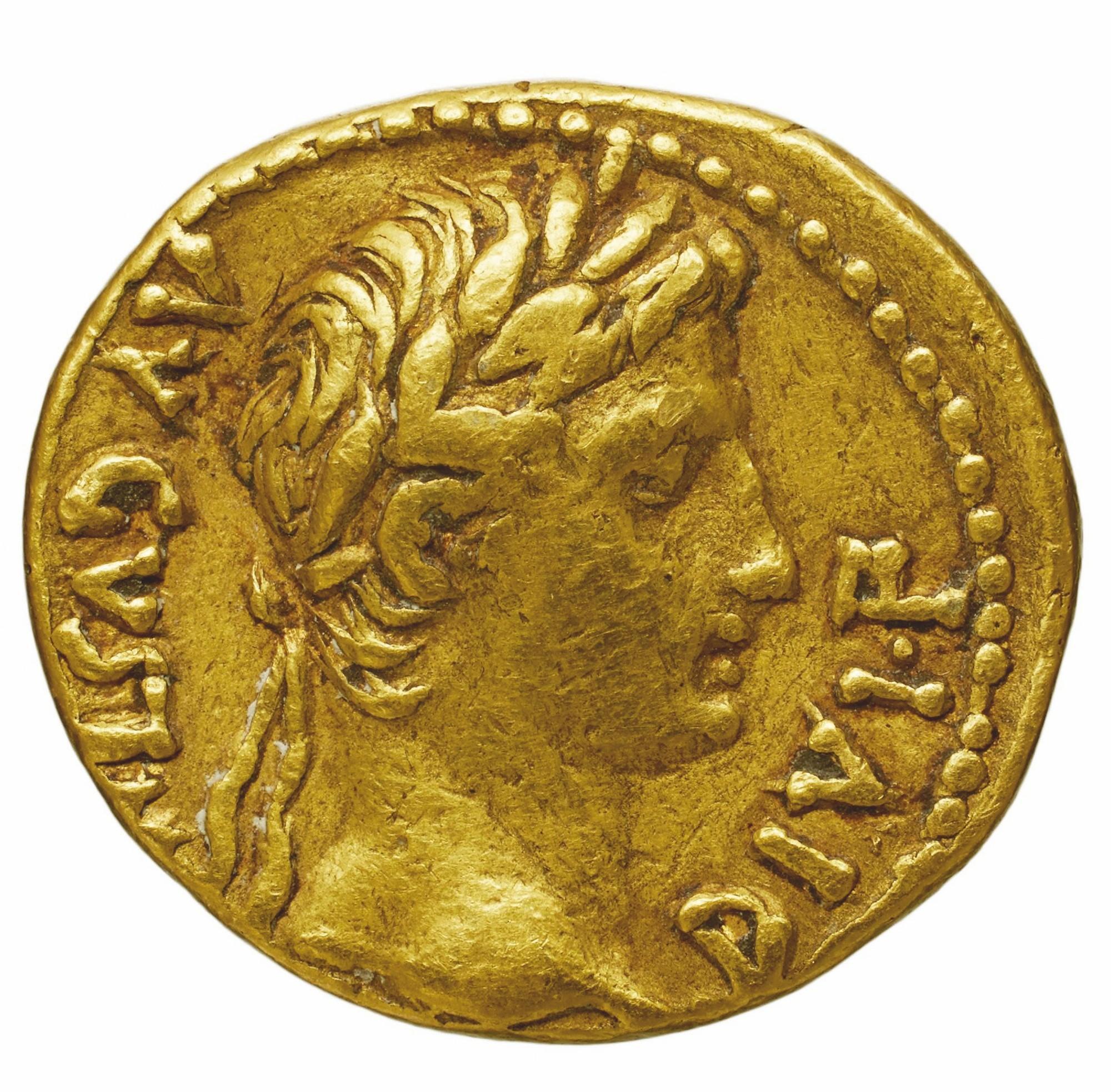 Auguste (63 av. J.-C. - 14 apr. J.-C.)