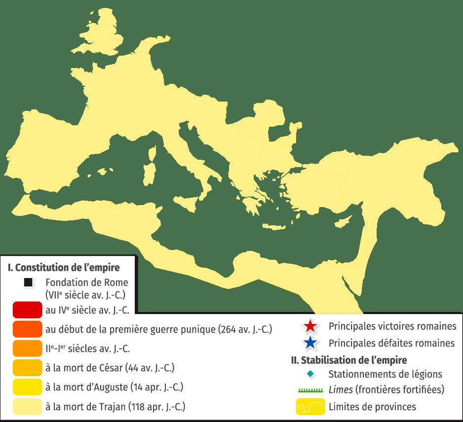 à la mort de Trajan