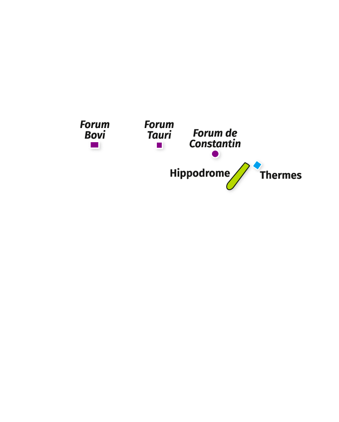 II. Une ville romaine