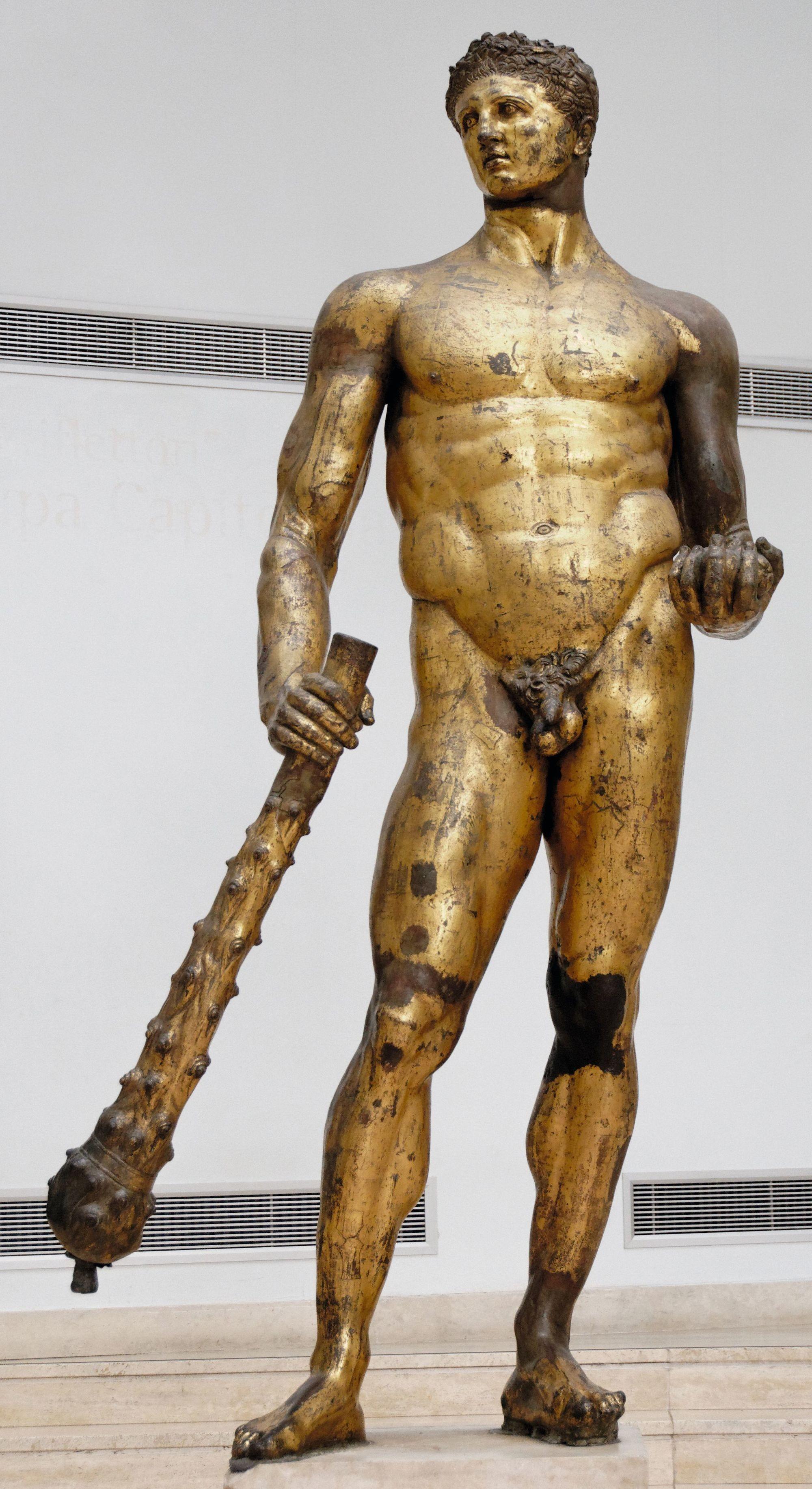 Hercule : héros divinisé