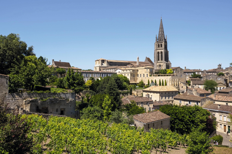 Le village de Saint-Émilion
